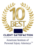 2015 AIOPIA 10 Best Client Satisfaction Award