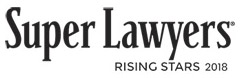 Super Lawyer Rising Star 2018